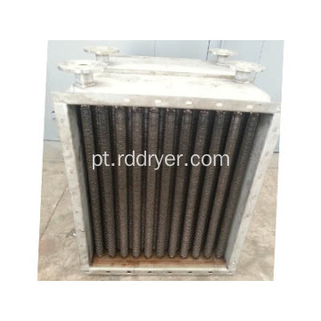 Double-Side Blow Stye Car Radiator