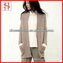 las mujeres usaron suéteres de lana