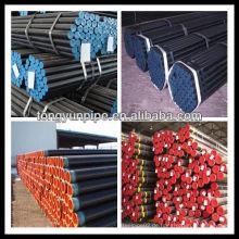 Hohe Qualität astm a106 Gr B & Kohlenstoff Stahl Rohr Preis