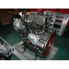 8kw / 10kVA Open tipo Yanmar conjunto generador de motor