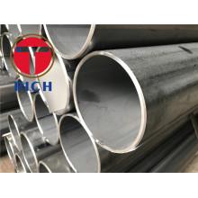 EN10217-2 Tubos de acero soldado P195GH P235GH P265GH 16Mo3 HFW SAWH SAWL