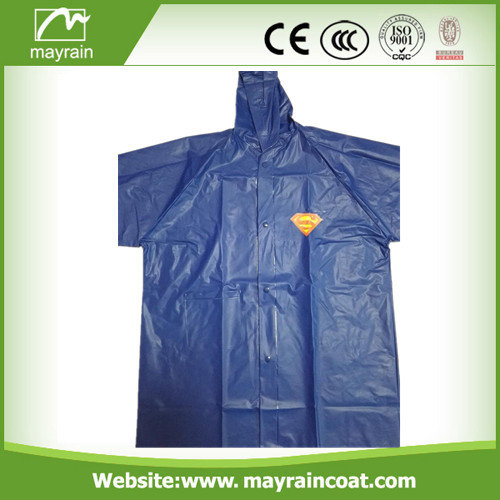 New PVC Kids Raincoat