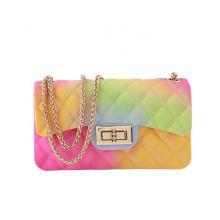 Women Handbag Clear Jelly Bags Crossbody