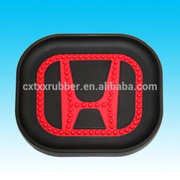 custom brand car anti slip mat, washable non slip car mat