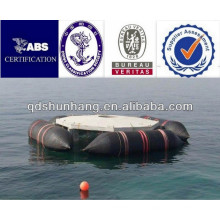 Certificat ISO9001 anti explosion flottant ponton pour submergé
