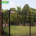 China+Factory+Wrought+Iron+Fence+zinc+steel+grille+fencing+for+sale