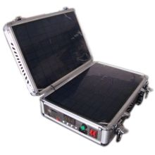 20W Solar Power System Portable Case Box with High Quality