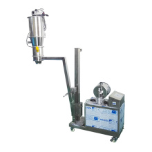 Staubfreier Vakuumförderer aus Edelstahl mit hohem Wirkungsgrad