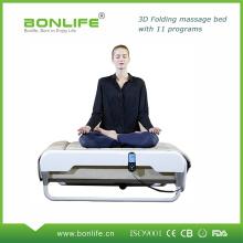 2017 spine scanning massage bed