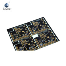 China Double-sided PCB Assembly with 1.6mm Thickness