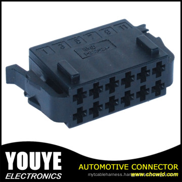 6pins Electrical Auto Connectors for China Usage with Waterproof Function