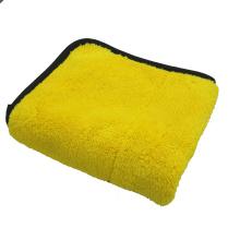 800 gsm Plush Automotive Car Use Microfiber Towels