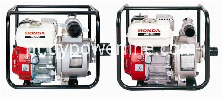 Gasoline Motorized Water Pump