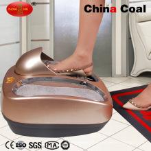 Máquina automática de limpieza de suelas de zapatos
