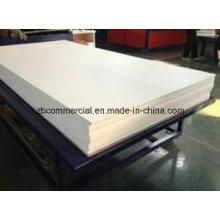 PVC expansé de feuille de PVC de feuille de PVC de feuille de mousse PVC expansé