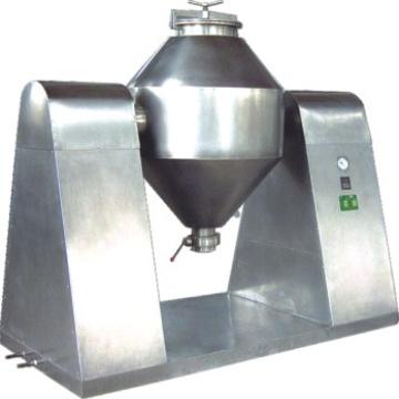 Juice Powder Secador rotativo de mezcla con bomba de vacío
