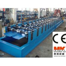 verdeckte Dachplatte, die Maschine bildet / farbige Stahlverbindung versteckte Dachplatte, die Maschine herstellt