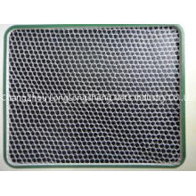 HDPE / PP Mosquito Net Fabric, White and Bule Mosquito net