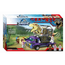Boutique Building Block Toy pour Jurassic Legend Dinosaur Escape 02