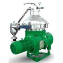 Séparateur de pétrole centrifuge continu
