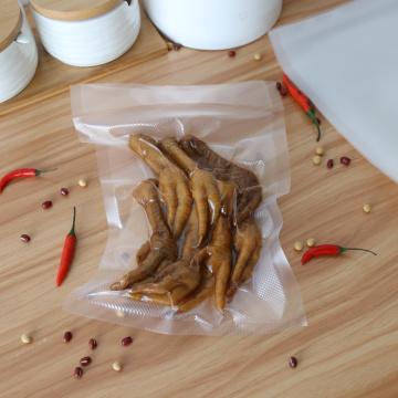 Sac d'emballage sous vide de haute qualité alimentaire