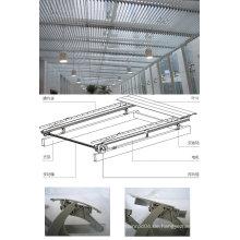 Skylight Louver System