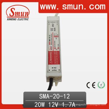 Fuente de alimentación constante del regulador del LED de 20W 12V24V36V