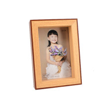 Wooden Vintage Photo Frame for Gift