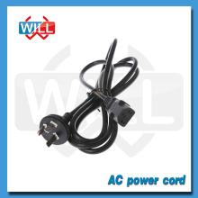AU 3 Prong Cable de alimentación de CA para el adaptador del ordenador portátil