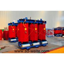China Transformador de potencia de distribución para la fuente de alimentación del fabricante