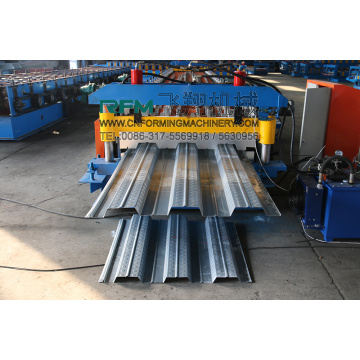 Different Type Floor Deck Roll Forming Machine