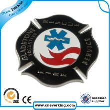 Hochwertige benutzerdefinierte Metall Anstecknadel Abzeichen für Cap