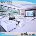 LED-Media-Fassade für Außenwerbung