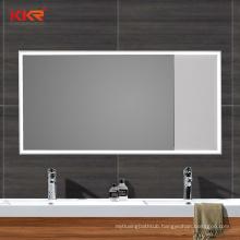 wholesale solid surface bathroom mirror cabinets