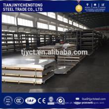bobina de aço inoxidável / placa / folha / tira / tubo 304 201 316l 304l melhor venda de produtos planos de aço inoxidável com melhores preços