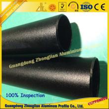 Chine Tube anodisé de revêtement de poudre de profilé en aluminium de fabricant