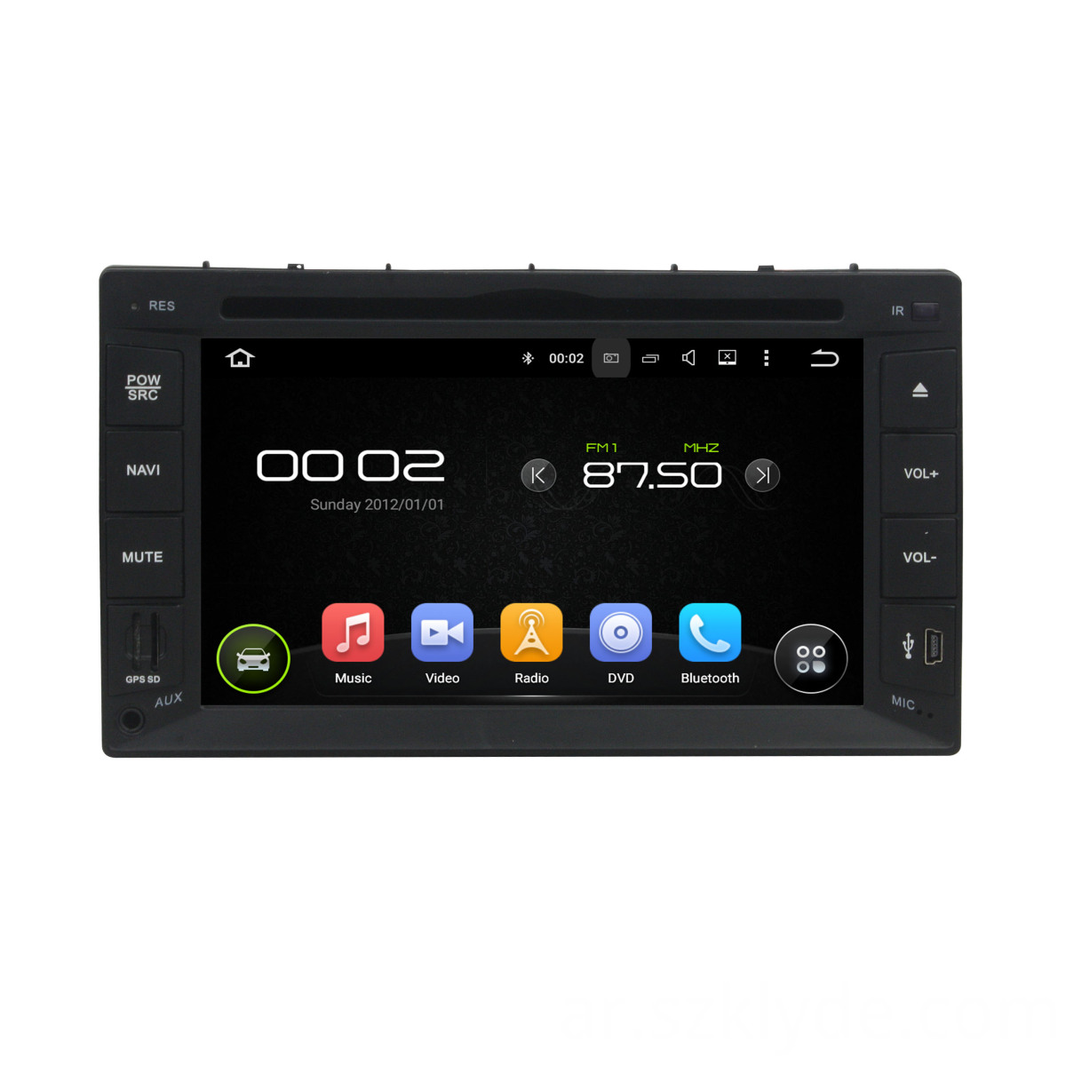 Wifi car dvd player for Universal