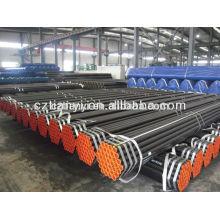 ASTM A252 tubo de aço sem costura / tubo de aço preto