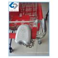 Hot Sell Aluminium Alloy Shopping Trolleys Lock for Supermarket