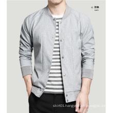 OEM European Style Hot Sale High Quality Men Baseball Jacket