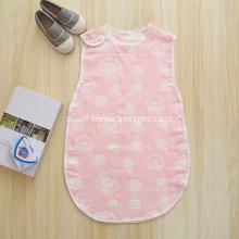 Newborn Sleeping Bag with Cute Bear Patterns