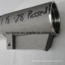 Peças perdidas da carcaça da cera da precisão personalizada do metal