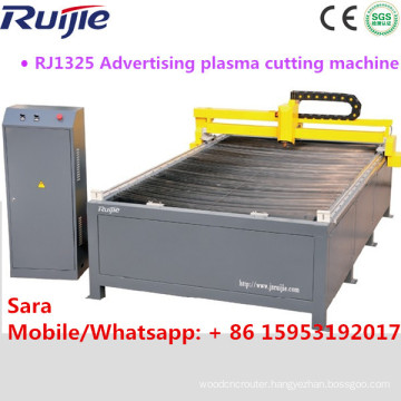 Standard Ruijie Brand Metal CNC Plasma Cutter for Sale by China Manufacturer