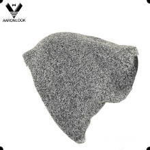 Fashion Two Tone Double Side Wear Beanie Sports d'hiver