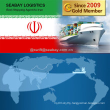 Competitive Sea Freight Rates From China to Iran/ Bandar Abbas/ Bushehr