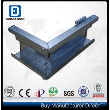 Utilidad de derribar los marcos de puertas de acero galvanizado