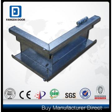 Türrahmen aus Stahl in unterschiedlicher Dicke erhältlich niederzuschlagen