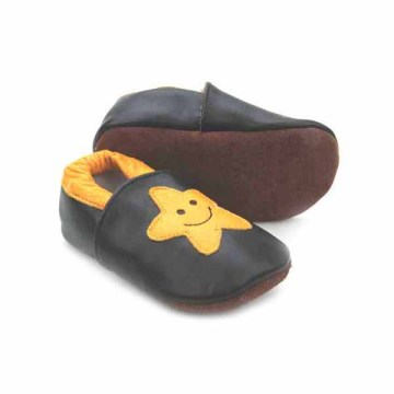 Goat Leather Princess Shoes Soft Toddler Girl Shoes