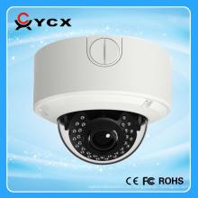 Cámaras de CCTV de 2MP de alta calidad en la cámara de CCTV TVI de la bóveda 1080P HD del IR