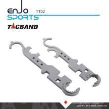 Tacband Tactical Armorer de aço ferramenta Multi Tool Wrench para Ar-15 / M4